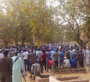"""Audio- Rufisque : le """"mort"""" appelle au cours de ses funérailles … Ecoutez"""