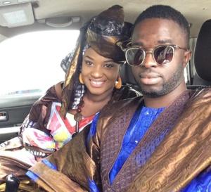 Mia du couple MAABO à son mari Abdoul Guisse:  » La seule chose qui a changé depuis que… »