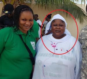 PHOTOS - Adja Amar, Adja est la sœur du milliardaire Cheikh Amar. utile à son frère dans ses…