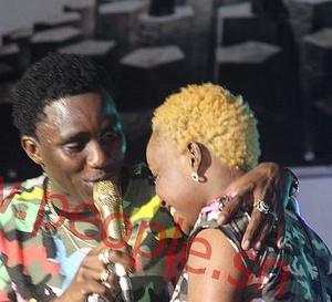 PHOTOS -  La nouvelle coupe de Kiné, épouse de Eumeudy Badiane, vous aimez ?