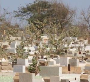Profanation : Le corps d'une dame déterré au cimetière Layène de Yeumbeul !