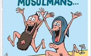 Une sur les musulmans: Charlie Hebdo à nouveau menacé d'attentat