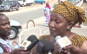 Vidéo-Affaire du policier corrompu: Cet émouvant témoignage de l'épouse d'Assane Diallo. Regardez!