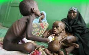 Cinq millions de Somaliens souffrent de la famine