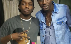 """Le nouveau single de Wally Seck et Sidiki Diabaté """"Alhamdou lilah"""""""