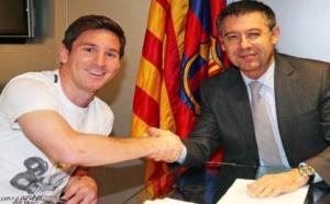 Le FC Barcelone propose un incroyable salaire à Lionel Messi pour son nouveau contrat