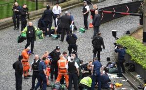 Attaque terroriste à Londres : au moins un mort, des blessés graves  (VIDEO)
