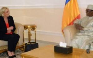 Marine Le Pen en visite en Afrique: Avec le franc CFA, l'Afrique reste toujours une colonie et ne va pas se développer