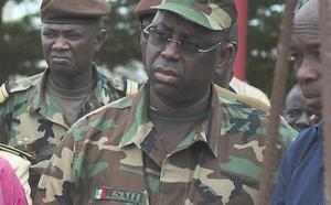 Situation ivoirienne : Le message de Macky aux mutins