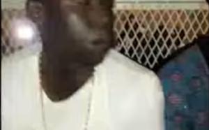 VIDÉO- En plein concert, le rappeur Ngaka Blindé se fait embarquer par la police. Regardez