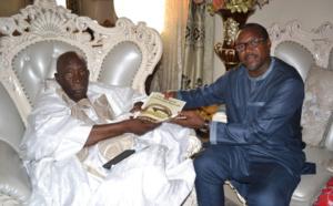 El Hadj Mansour Mbaye : «Je n'ai pas le droit de ne pas voter pour Macky»