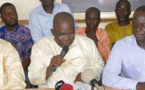 NÉGOCIATIONS SERRES POUR DIRIGER LA LISTE DE MANKOO TAXAWU SENEGAL: Le Pds et Initiative 2017 se disputent la tête de liste