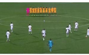 Vidéo: Les joueurs saoudiens ont refusé l'hommage aux victimes de Londres…Regardez