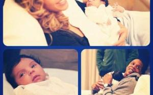 Beyoncé. Les jumeaux enfin !