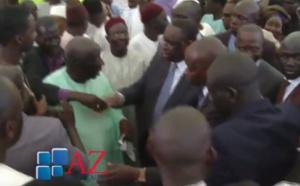 Le Président Macky Sall présente ses condoléances à Amadou Ba qui a perdu sa mère