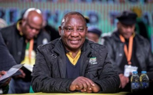 En Afrique du Sud, le vice-président empêtré dans un scandale sexuel
