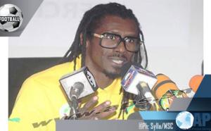 SENEGAL-FOOTBALL ALIOU CISSÉ PUBLIE LA LISTE DES LIONS POUR LE CAP-VERT, MERCREDI