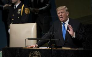 Donald Trump menace de «détruire totalement» la Corée du Nord