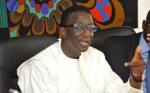 Amadou Bâ prend les manettes aux Impôts et Domaines