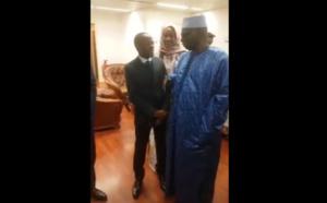 Vidéo : Première Sortie Du Khalif Génèral Des Tidjanes Hors Du Pays .