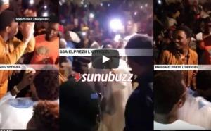 Vidéo – Quand Wally Seck et Sidy Diop se retrouvent au Sabar à Pikine