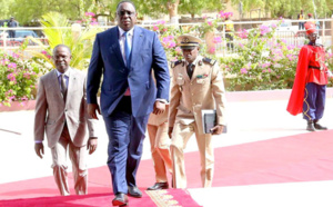 Le président Macky Sall convoque un conseil des ministres d'urgence ce lundi matin
