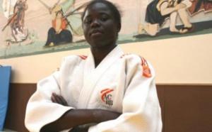 Judo : Hortance Diédhiou qualifiée aux Jo de Rio 2016