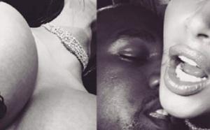 Kim kadarshian et Kanye West partagent leur nuit torride [photos]
