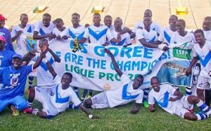 Foot - Gorée championne 32 ans après : L'Ile nage dans le bonheur