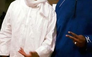 PHOTOS : Les premieres images de la libération de Karim Wade, Il a beaucoup maigri
