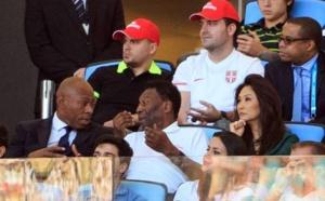 Pelé se marie pour la troisième fois à 75 ans