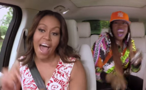 VIDEO - Michelle Obama : elle rappe « Get Your Freak On » avec Missy Elliott !
