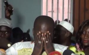 Vidéo: les larmes de Massaly… Regardez