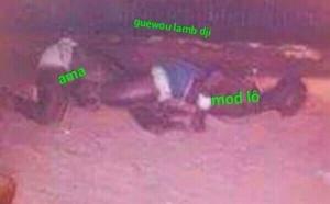Ama Baldé: « Modou Lô a réussi à me battre en mbappat»