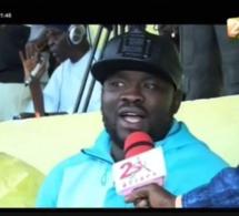 Vidéo: Eumeu fait son appariton et rassure ses fans à l'occasion du Drapeau Malick Thiandoume…