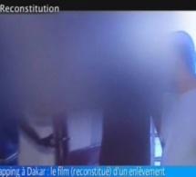Vidéo: Le film du rapt de l'indien enlevé à Dakar reconstitué par les kidnappeurs