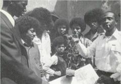 Quand Michael Jackson visitait Gorée