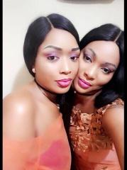 Awa Mbengue et Assa diouf
