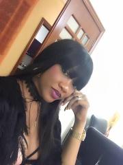 L'ex mannequin Amy Ndiaye toujours aussi belle et charmante
