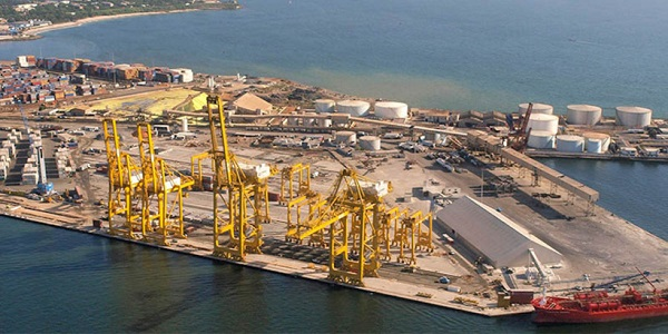 Le Port de Ndayane à DP World pour 1000 milliards
