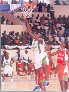 20e Can de basket : Le Sénégal et le Mali au second tour