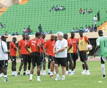 FOOT PREPARATION DE LA CAN 2008 : Les « Lions » en quête de sparring -partner