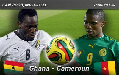 [ VIDEO ] CAMEROUN - GHANA 1-0: Revivez les meilleurs moments du match