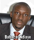 FLASH SUR... Babacar Ndiaye