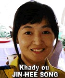 FLASH SUR... Khady ou JIN-HEE SONG