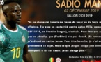 Ballon d'Or J-26 : Sadio et l'accusation de simulation