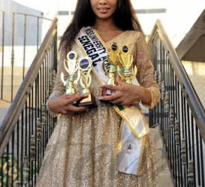 Miss University Africa : Nabou Touré remporte 4 prix