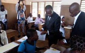 BAC 2018 : 127 Candidats Exclus