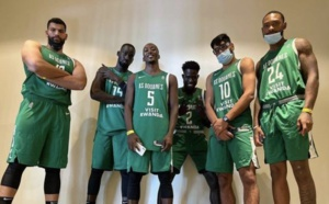 Basketball Africa League: L'As Douanes tombe devant Ferroviario (74-88)